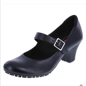 Shoes - Mary Jane non slip resistant work dressy shoes